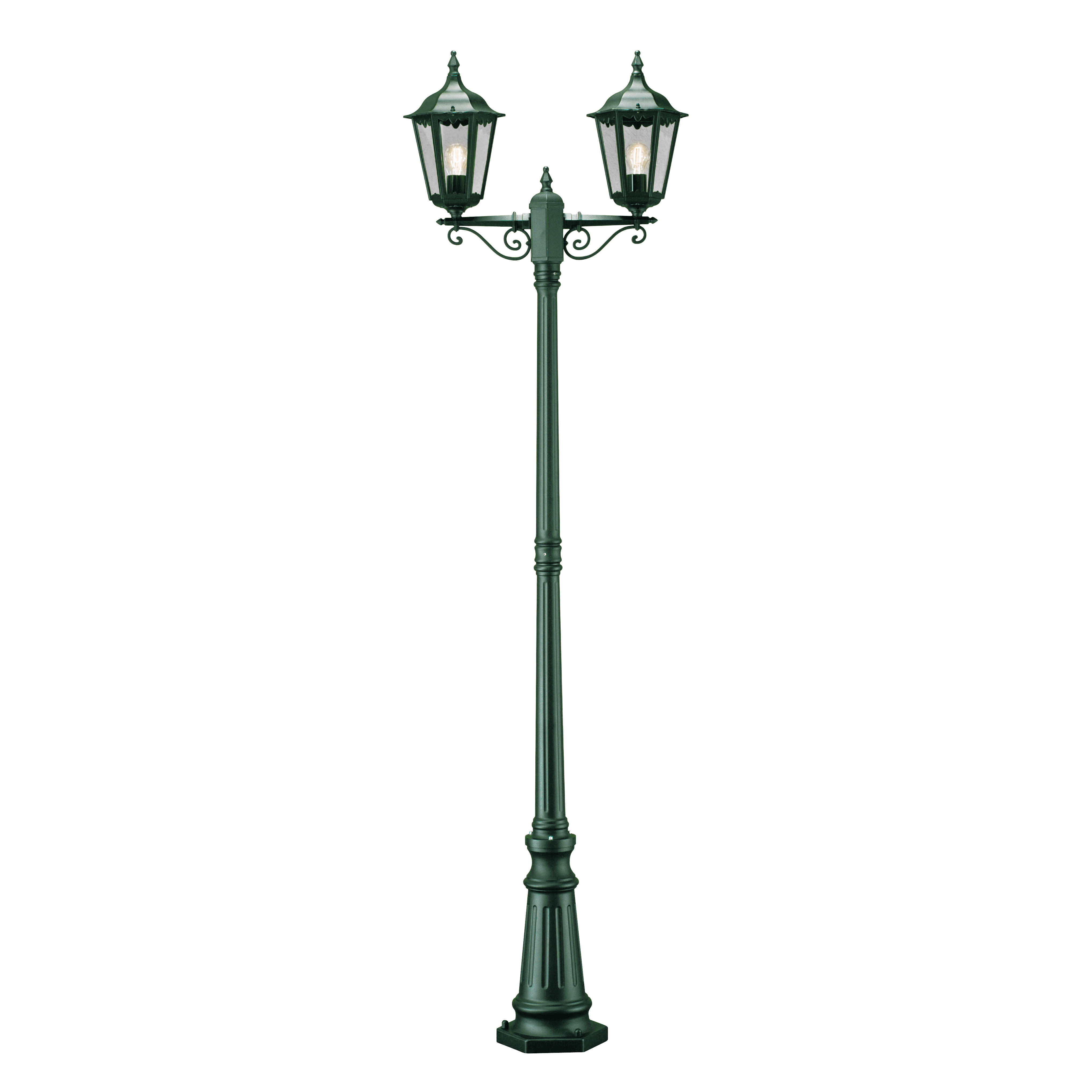 Traditional Lamp Posts