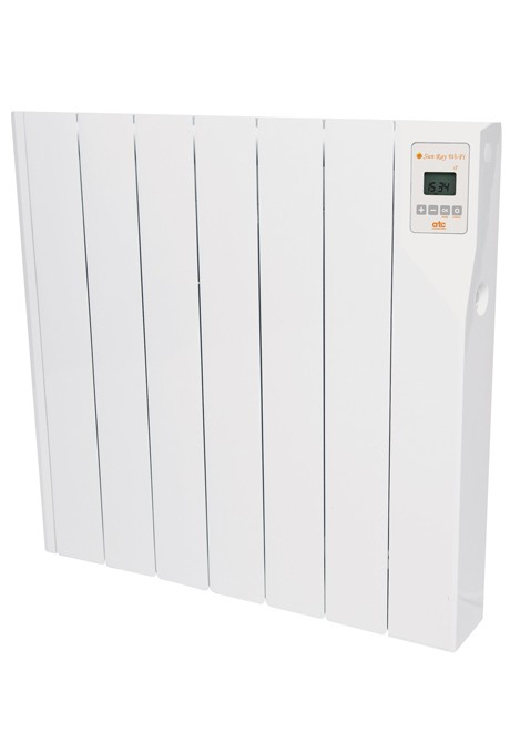 Sun Ray Wi-Fi Electric Radiators