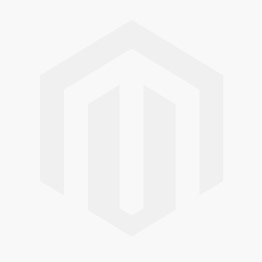 Satin Silver Straight Connector - Ansell
