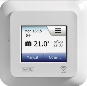 Heat Mat Wi-Fi Touch Thermostat